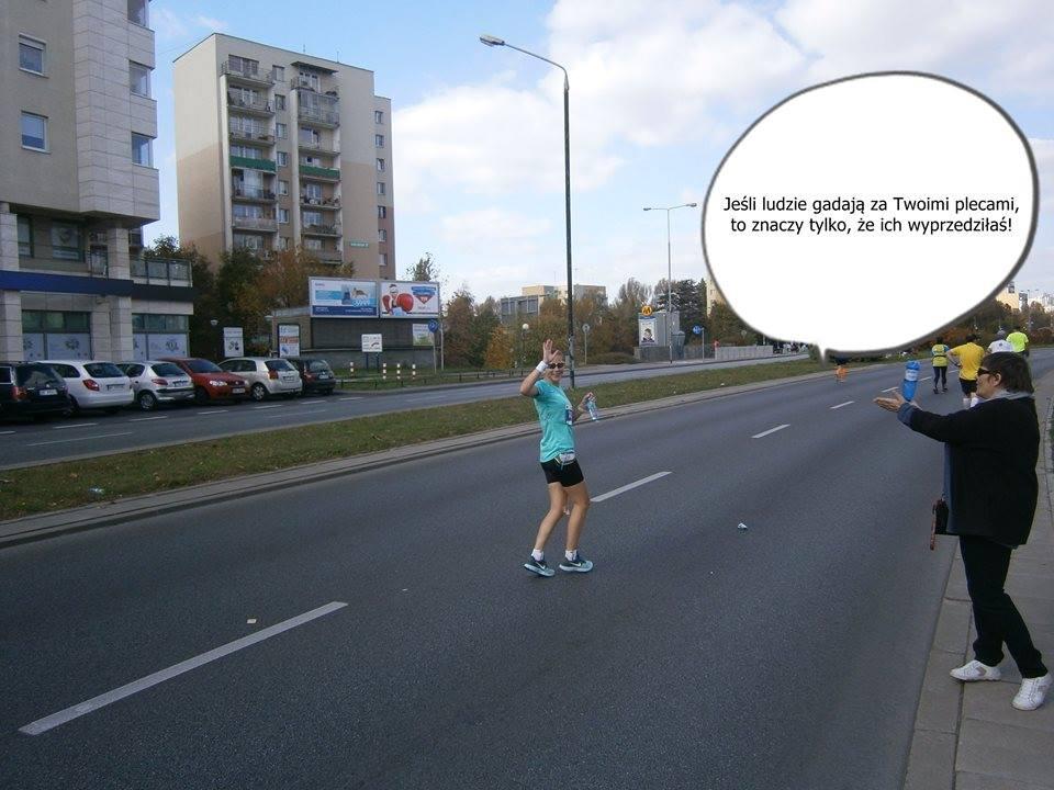 Niedoścignione marzenie – maraton.