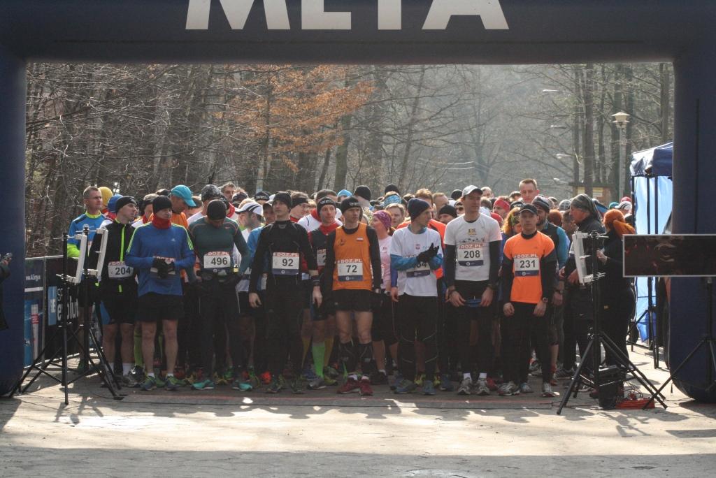 Puchar DOZ Maratonu Łódź, 25 km