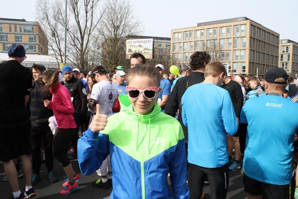 8. Poznań Półmaraton, wiosna pełną parą!