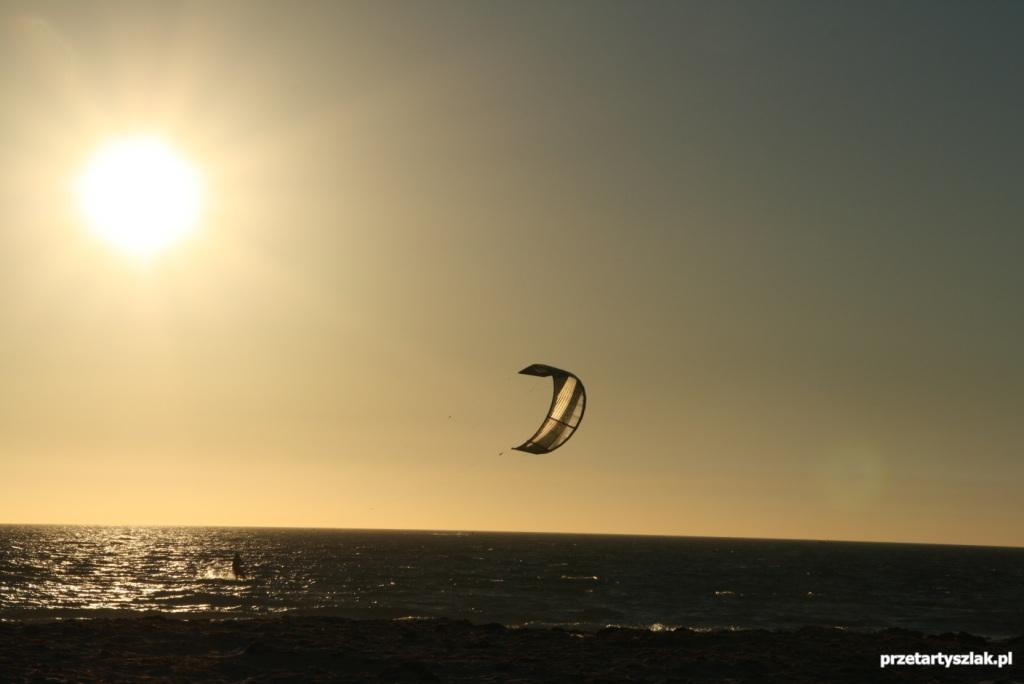Trzymaj się wiatru.