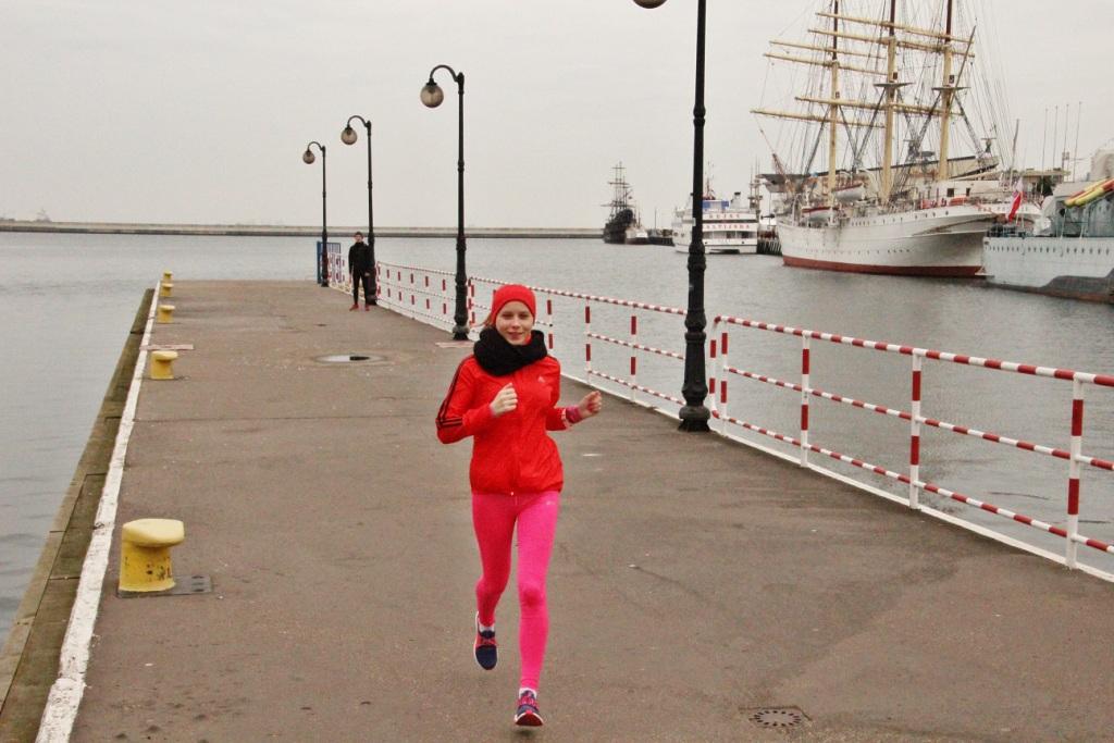 Półmaraton w Gdyni. Co ja tu robię na dwa tygodnie przed maratonem?