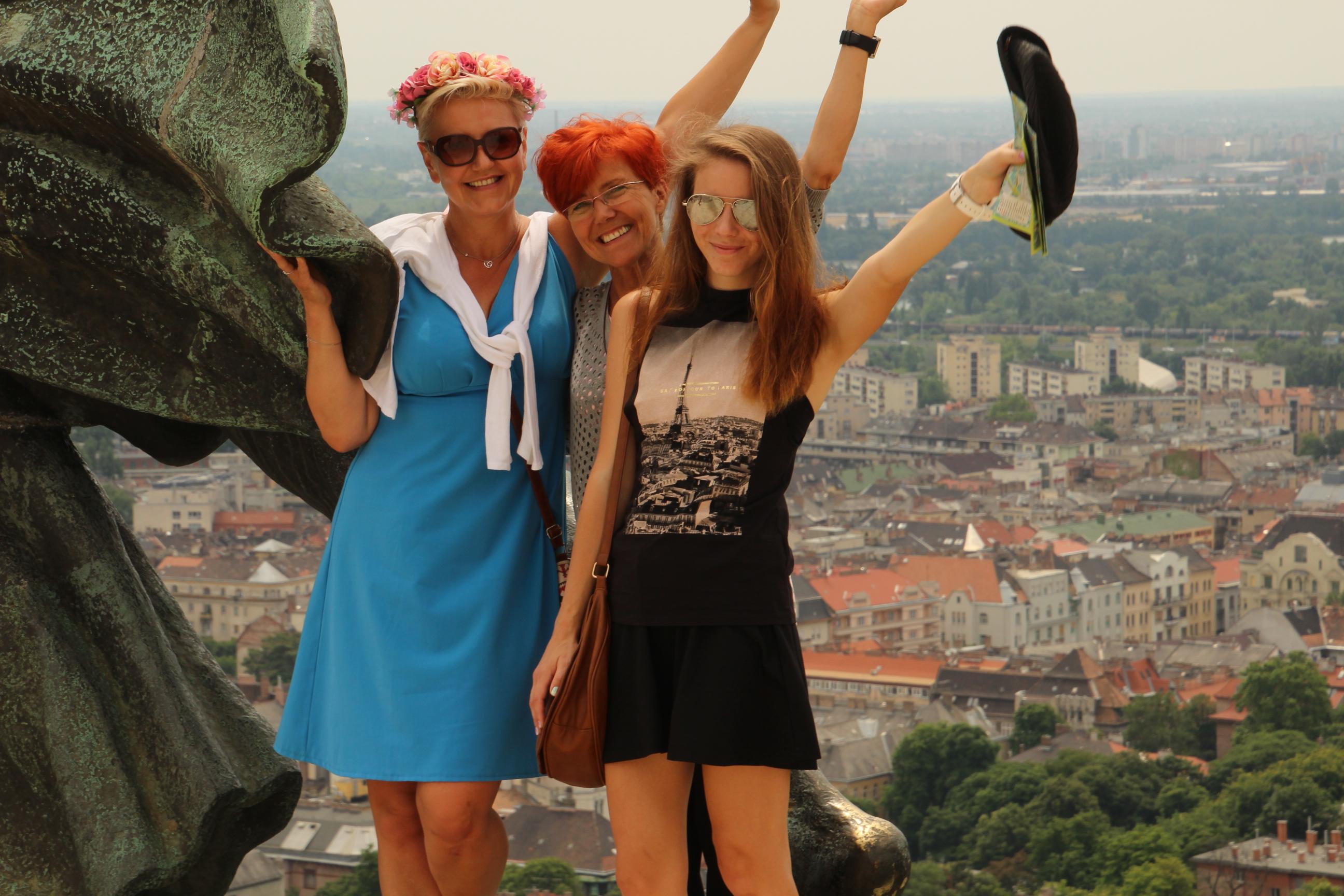 Do Rumunii przez Budapeszt. Razem z grupą Bóbr Tłuszcz wyruszyliśmy w upragnioną podróż.