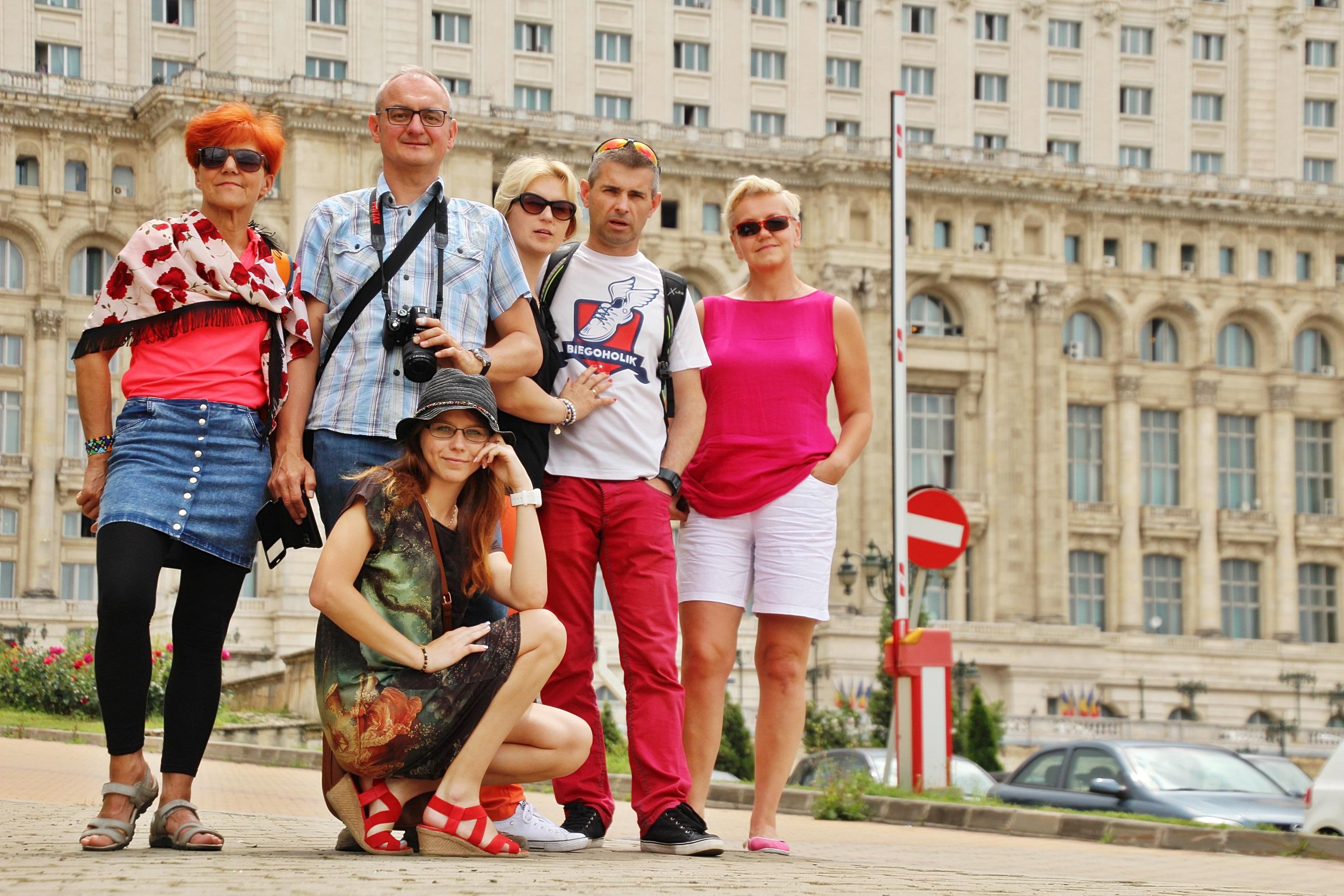 Smaki Rumunii. Sybin, Curtea de Arges, Bukareszt.