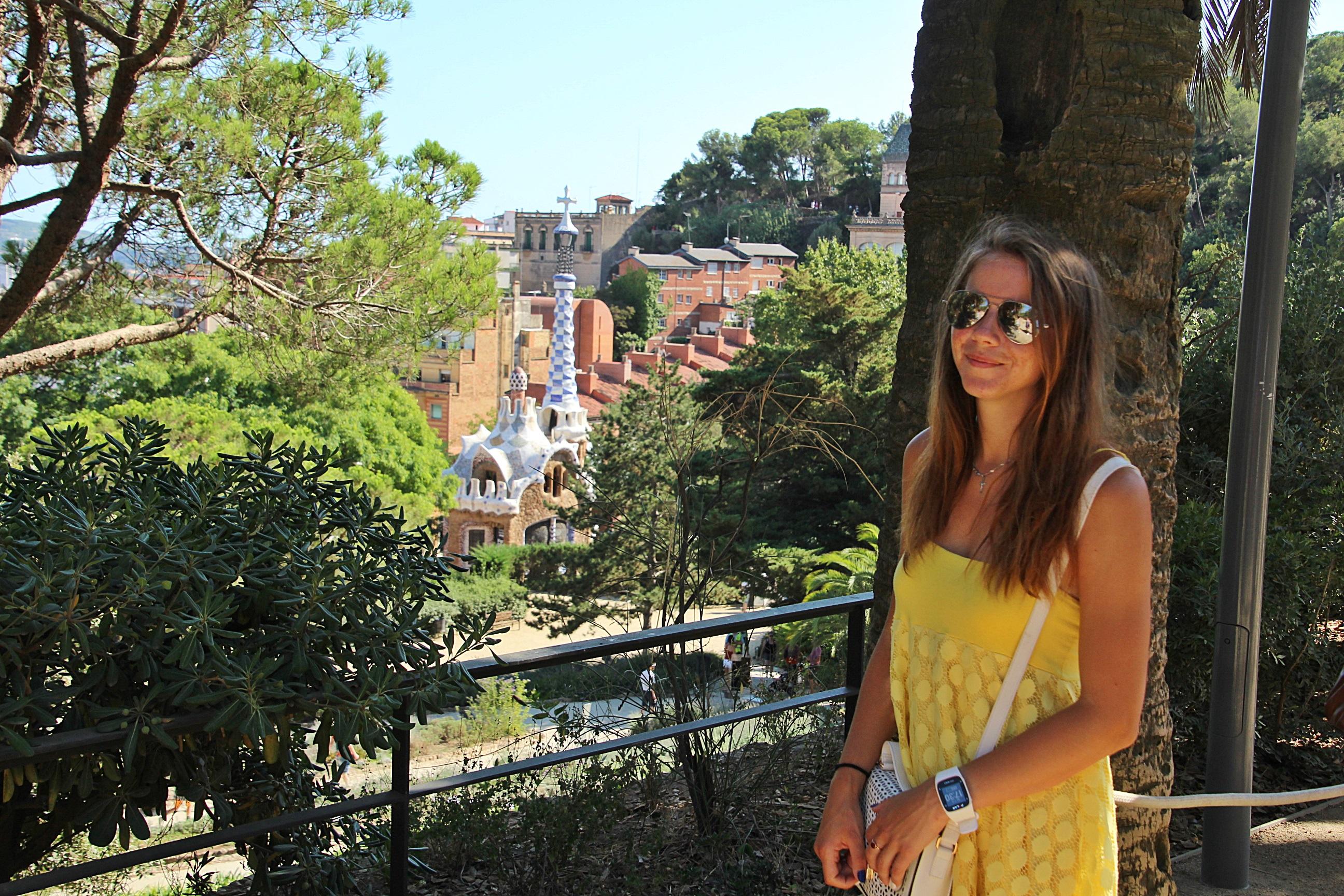 Dookoła Półwyspu Iberyjskiego. Barcelona.