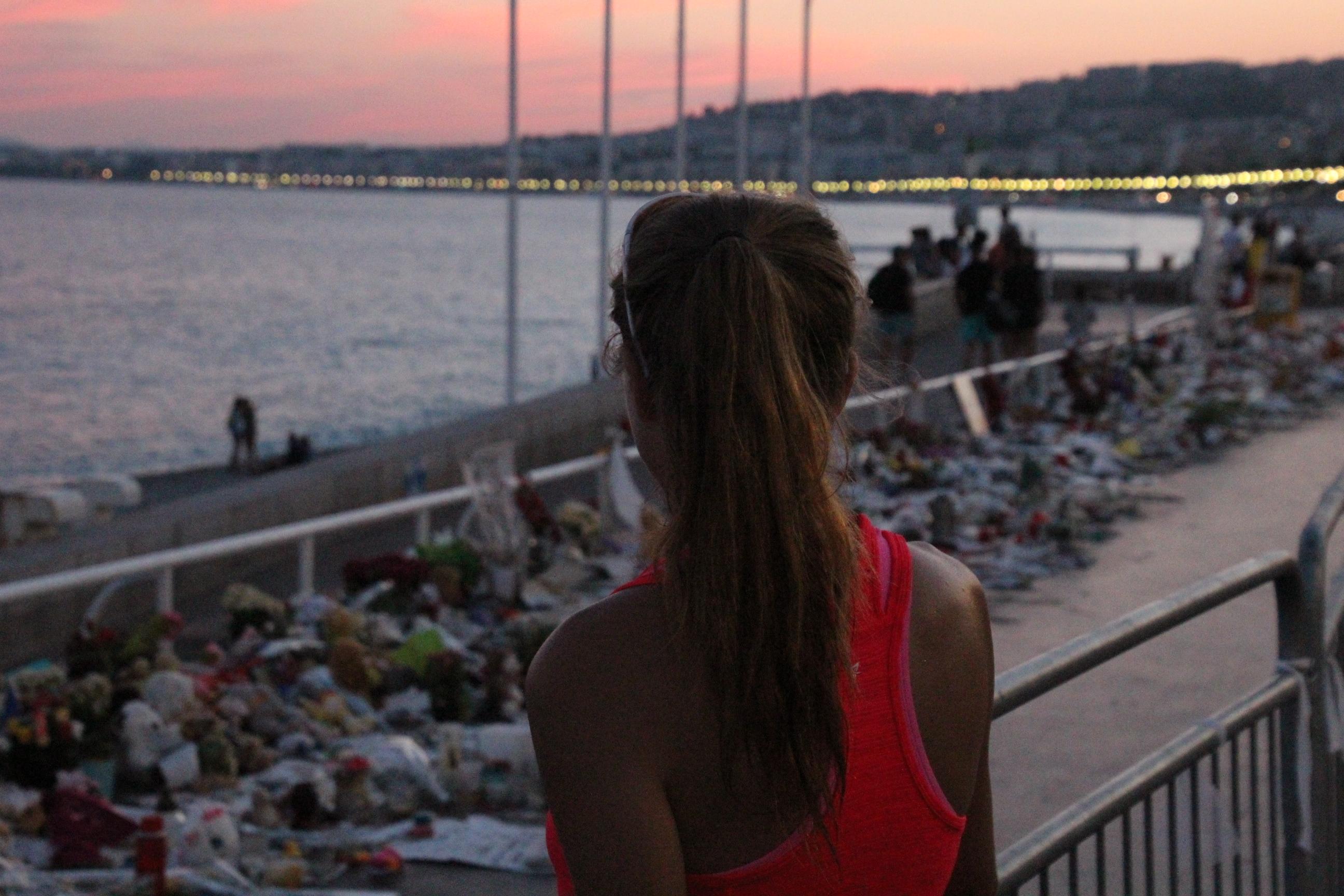Bieganie ma sens, ale sensu życia nie zagwarantuje. Refleksje z biegu z Cannes do Nicei.