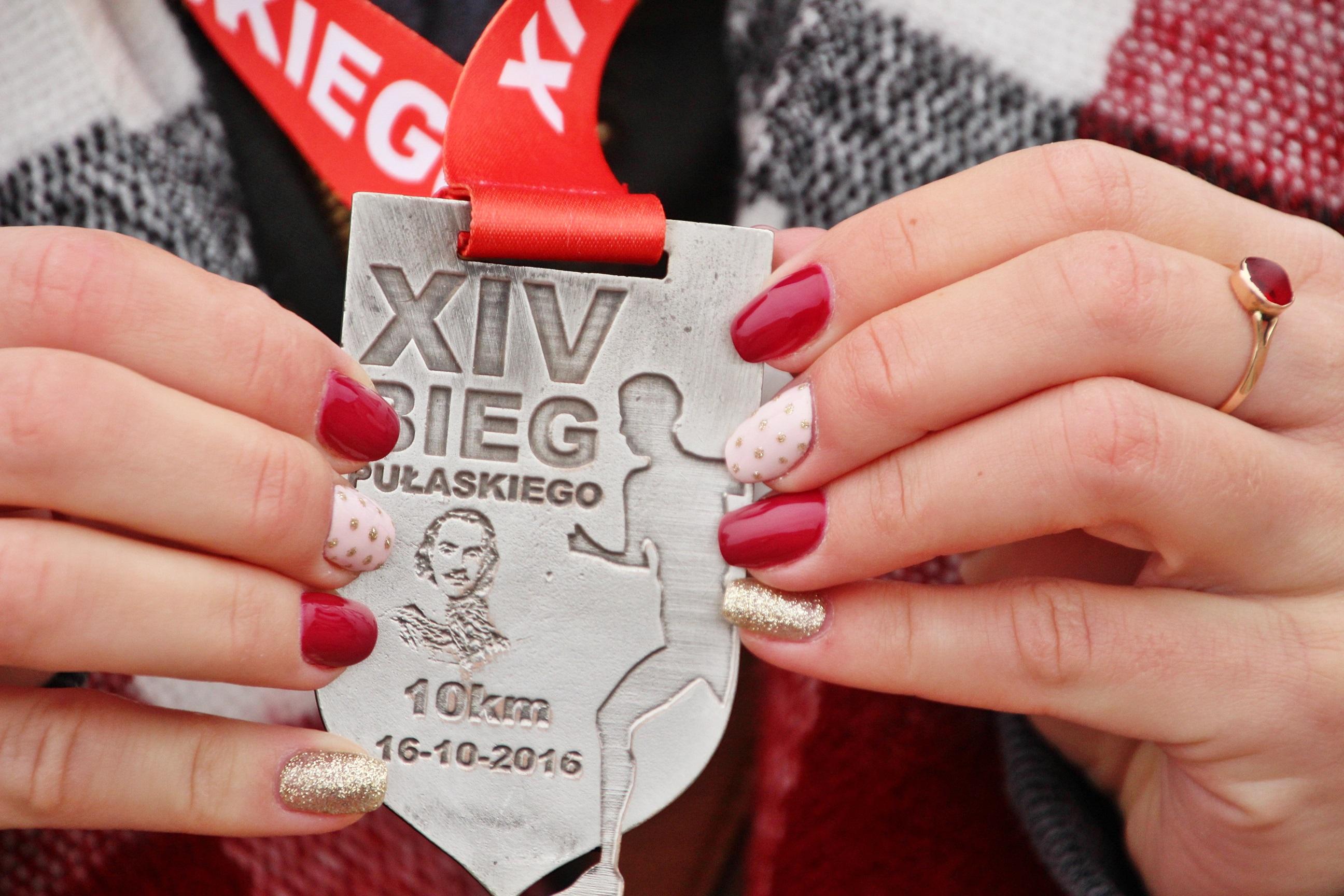 XIV Bieg Pułaskiego, mój wybór na pierwszy start po maratonie.