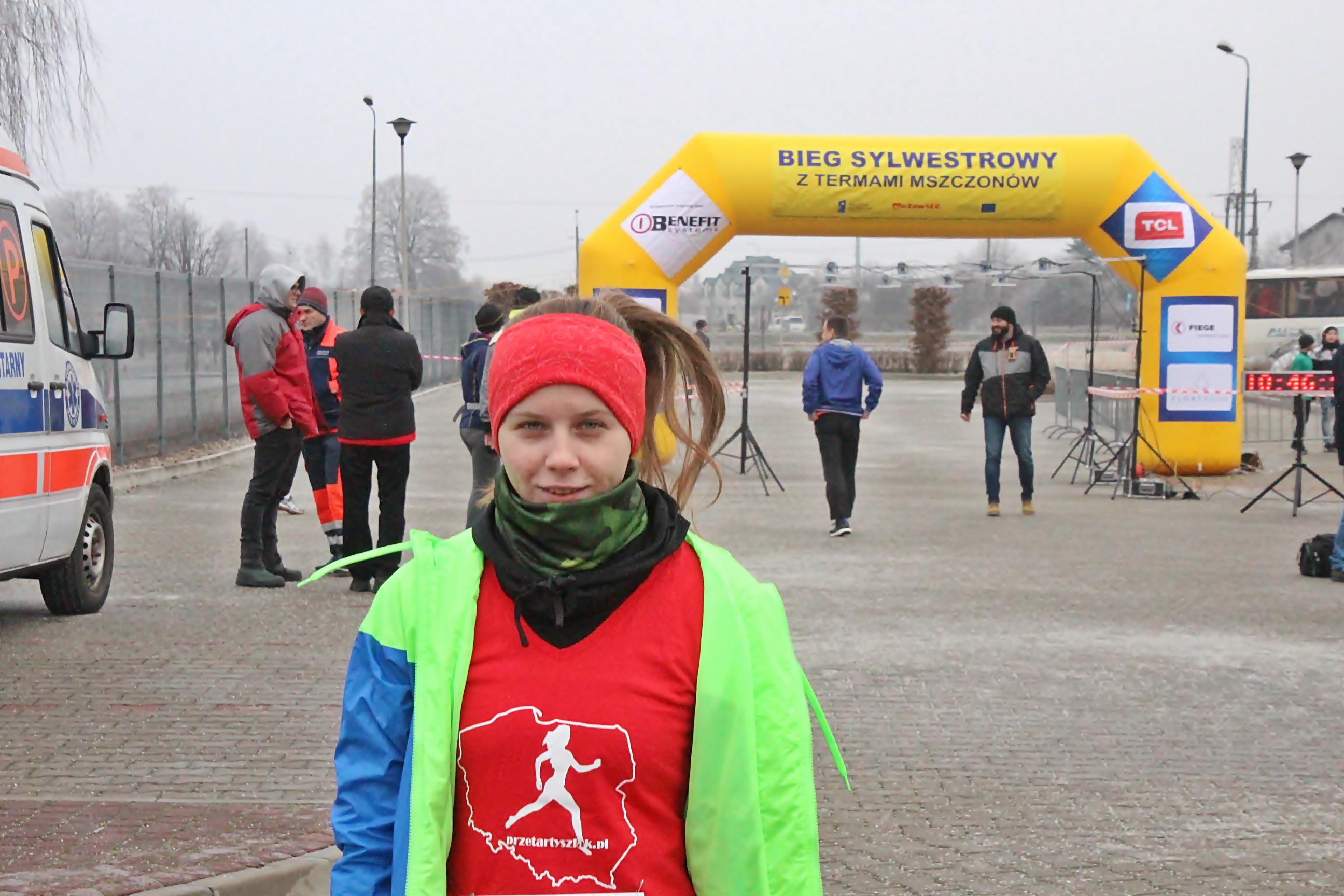 Start na plus. Krótkie bieganie w Mszczonowie.