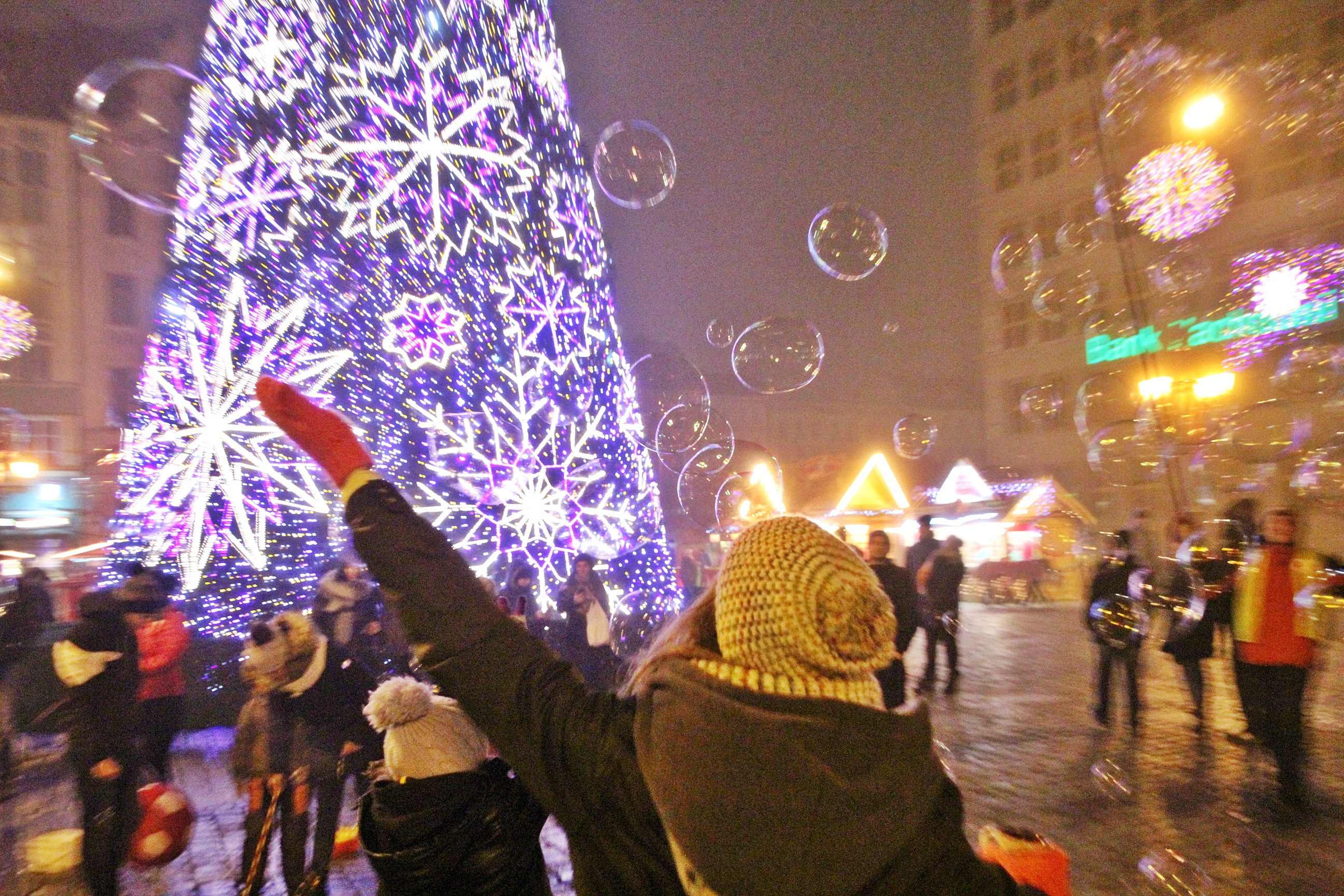 Praga i Wrocław w ciepłych świątecznych barwach.