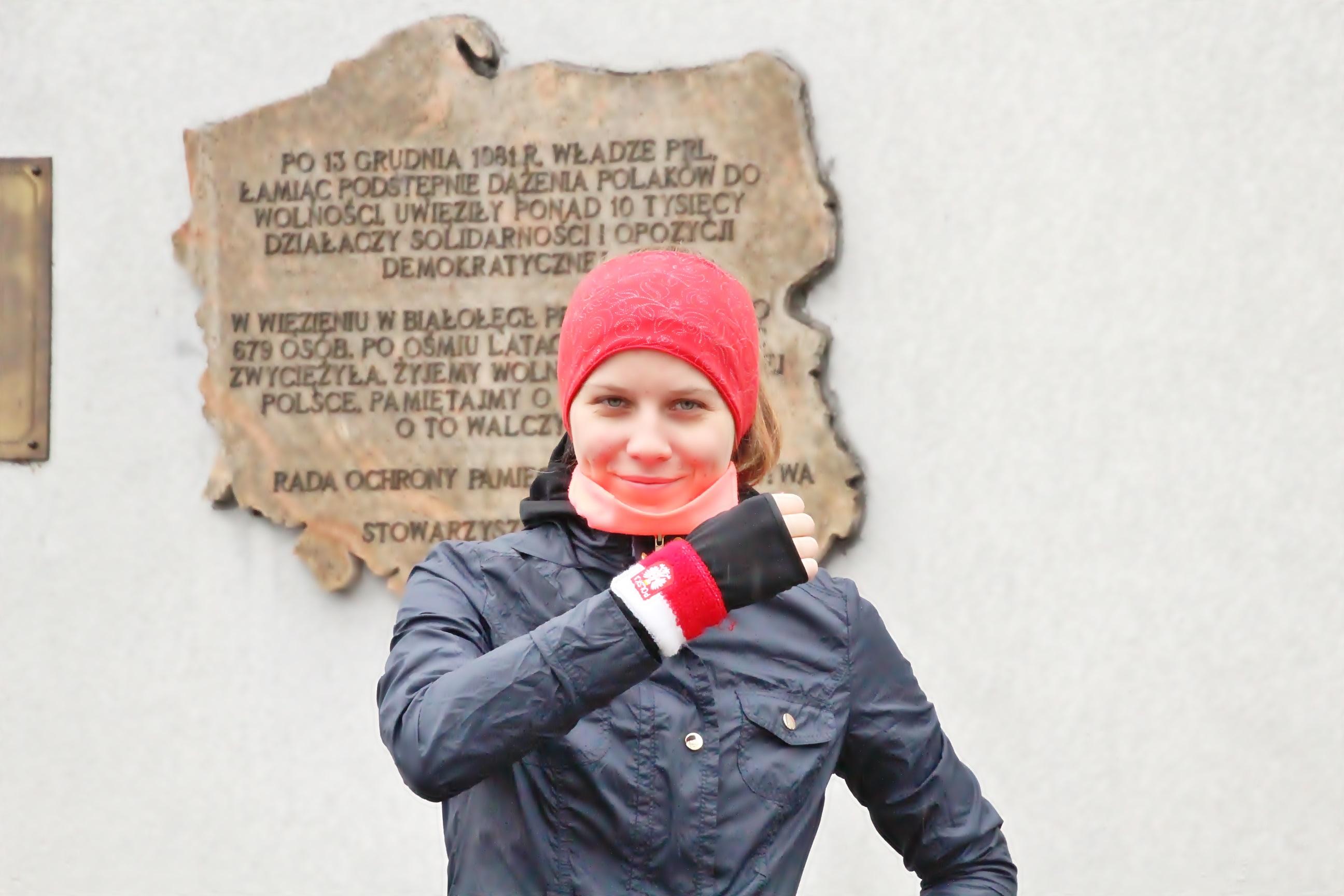 Białołęcki Bieg Wolności i mój wyimaginowany mur.