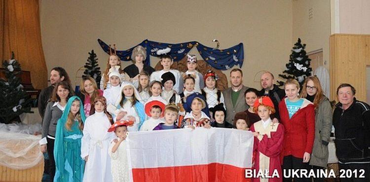 Akcja charytatywna Biała Ukraina 2016