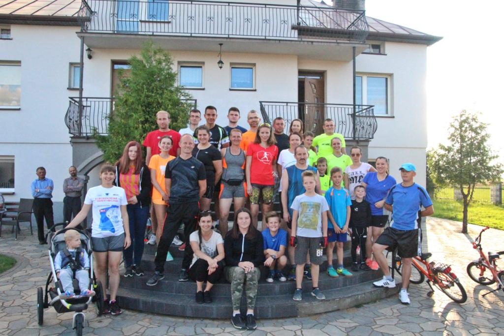 Stop Czerwonym Światłom: Tour de Milewo