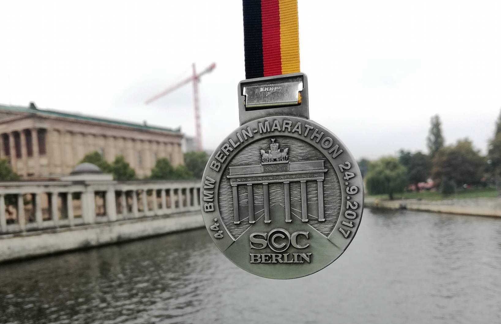 44. BMW Berlin Marathon – relacja.